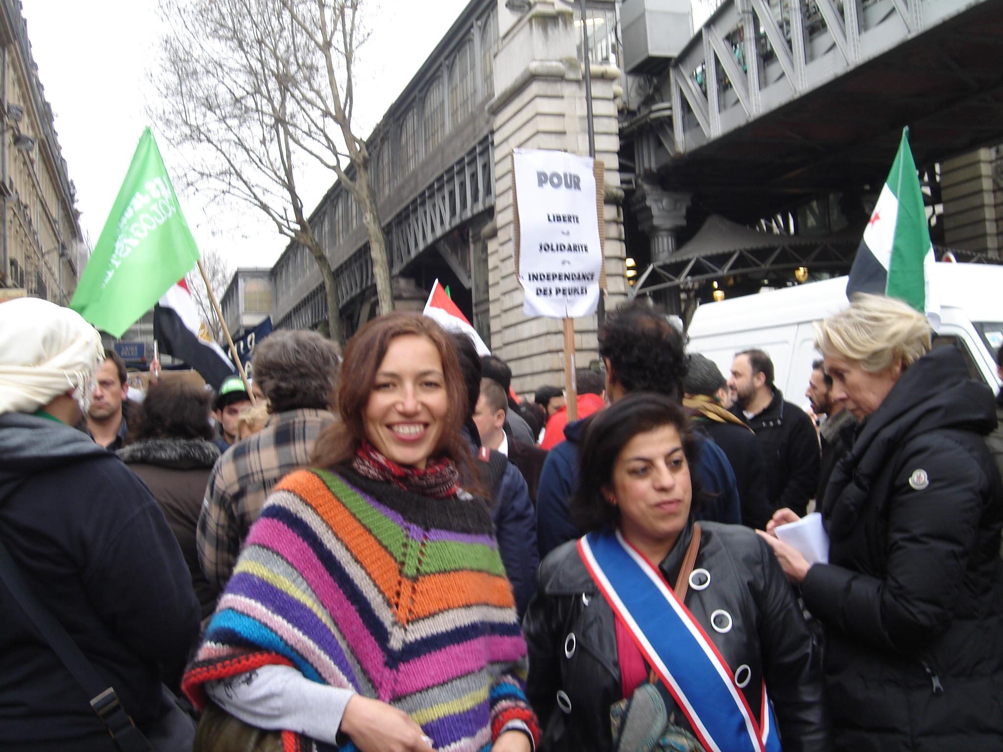 Bénédicte Monville-De Cecco & Fatna Lazreg